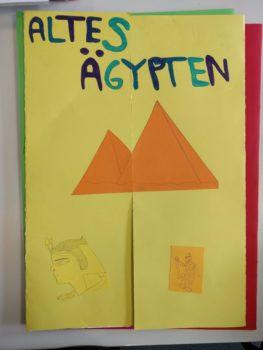 "Lapbook ""Altes Ägypten"""